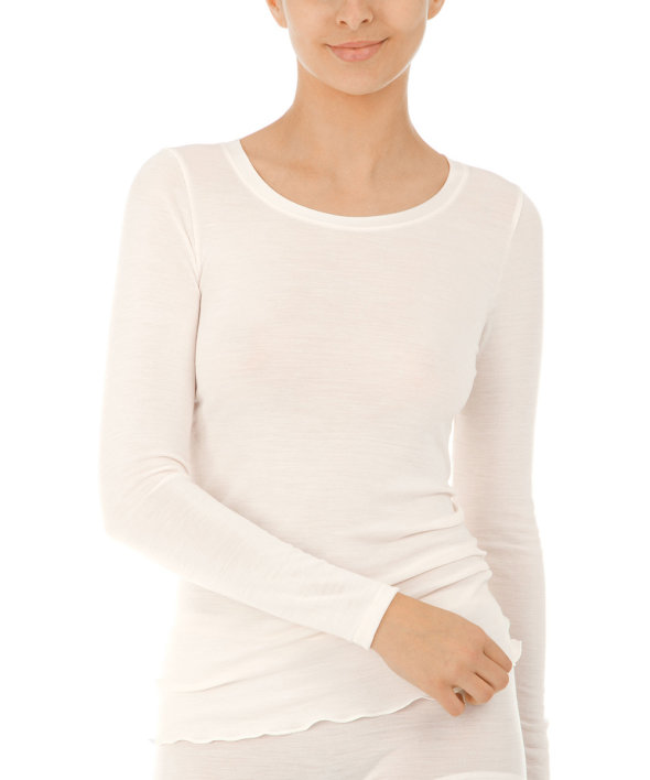 Calida - True Confidence Top Long-Sleeve