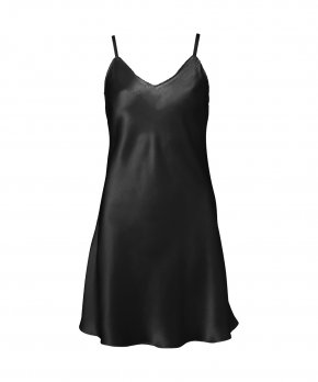 Lady Avenue - Silk Slip W/Cording