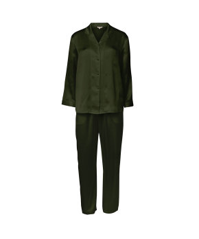 Lady Avenue - Silk Basic Pyjamas