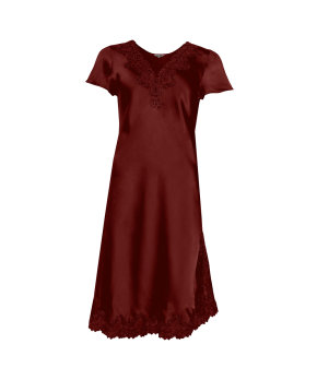 Lady Avenue - Silk Nightdress De Luxe