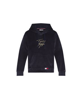 Tommy Hilfiger - Tommy 85 Holiday Oh Hoodie Velour