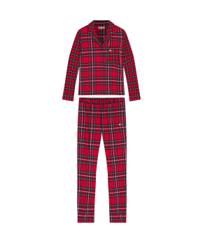 Tommy Hilfiger - Tommy Original Full Flannel Set Holiday