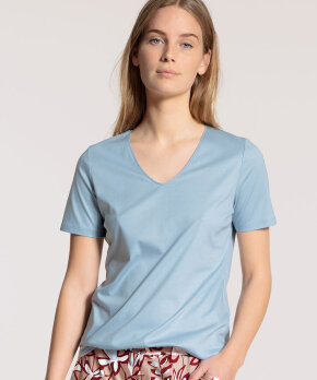 Calida - Favourites Neutrals Top Short-sleeve