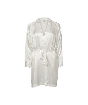 Lady Avenue - Silk Short Kimono