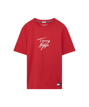 Tommy Hilfiger - Tommy 85 Cn Tee Ss Logo