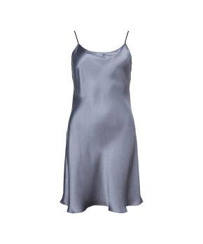 Lady Avenue - Silk Slip With Round Neck