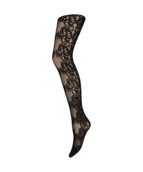 Hype The Detail - Lace 30 Den Tights