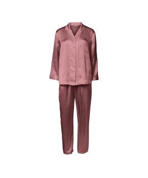 Lady Avenue - Silk Basic Pyjamas